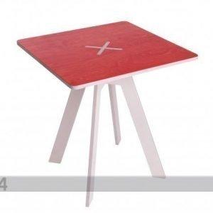 123ok Ruokapöytä 70x70 Cm