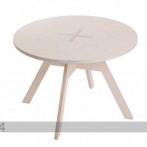123ok Sohvapöytä/Lastenpöytä Ø 70 Cm