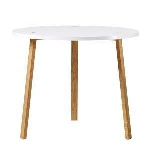A2 Happy Pöytä Valkoinen Ø65 Cm