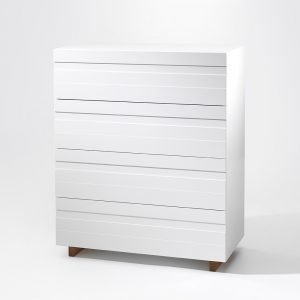 A2 White Lipasto 4 Valkoinen / Tammi