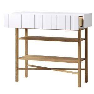 A2 White Sivupöytä