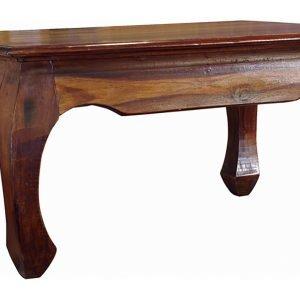Acazia Opium Sohvapöytä Ruskea 90x60 Cm
