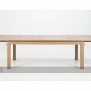 Actona Jatkettavva Ruokapöytä Richmond 100x200-300 Cm