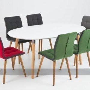 Actona Ruokapöytä Belina 100x170 Cm