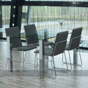 Actona Ruokapöytä Kante 90x140 Cm