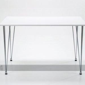Actona Ruokapöytä Lene 76x120 Cm