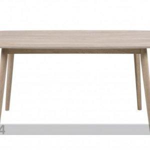 Actona Ruokapöytä Nagano 80x150 Cm