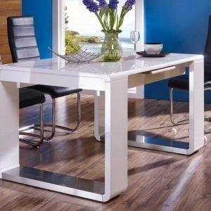 Adesign Jatkettava Ruokapöytä 143-180x90 Cm