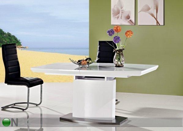 Adesign Jatkettava Ruokapöytä Canberra 160-220x90 Cm