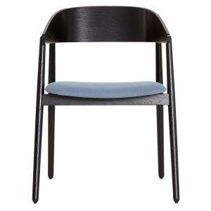 Andersen Ac2 Tuoli Musta Tammi / Crisp Sininen