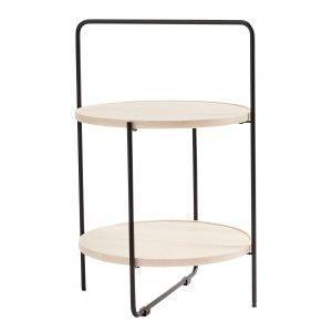 Andersen Tarjoilupöytä Musta / Saarni