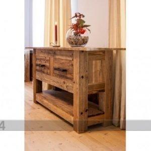 Antique Wood Apupöytä Breeze I