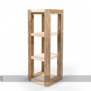 Antique Wood Hylly Tower