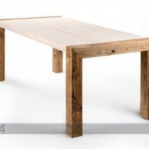 Antique Wood Ruokapöytä Cottage 220x90 Cm