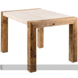 Antique Wood Ruokapöytä Cottage 90x90 Cm