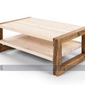 Antique Wood Sohvapöytä Double 110x68 Cm
