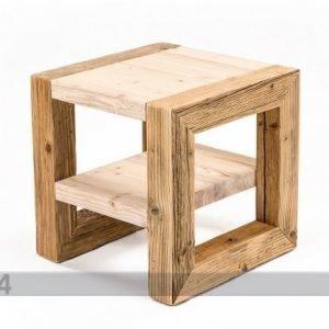 Antique Wood Sohvapöytä Double 42x42 Cm