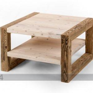 Antique Wood Sohvapöytä Double 68x68 Cm