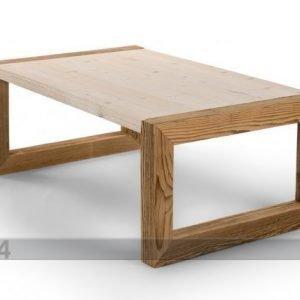 Antique Wood Sohvapöytä Single 110x68 Cm
