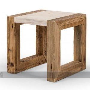 Antique Wood Sohvapöytä Single 42x42 Cm