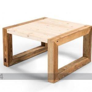 Antique Wood Sohvapöytä Single 68x68 Cm