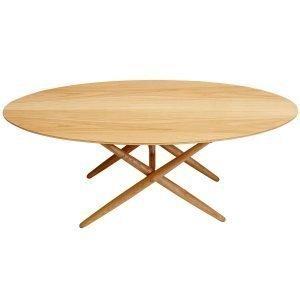 Artek Ovalette Pöytä Tammi