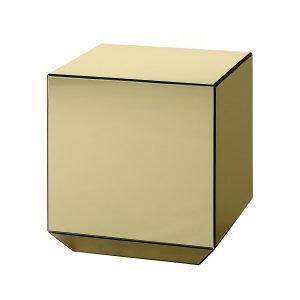 Aytm Speculum Sivupöytä Kulta 40x38x38 Cm