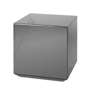 Aytm Speculum Sivupöytä Tummanharmaa 48x46x46 Cm