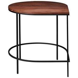 Aytm Stilla Pöytä Musta / Pähkinä