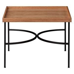Aytm Unity Tarjotinpöytä Tammi / Musta