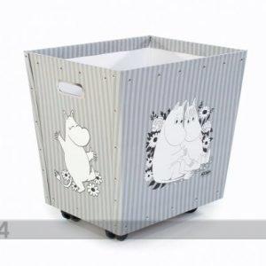 Bigsobox Laatikko Pyörillä Muumipeikko