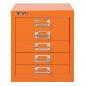 Bisley Laatikosto 5l Orange