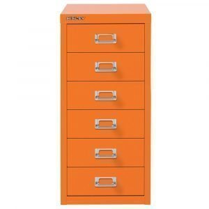 Bisley Laatikosto 6l Orange