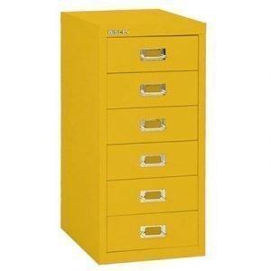 Bisley Laatikosto 6l Zink Yellow