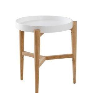 Björsjö Sohvapöytä Valkoinen