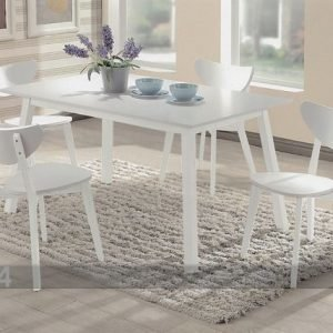 Bl Ruokailuryhmä Renata-S Pöytä + 4 Tuolia
