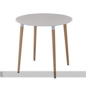 Bl Ruokapöytä Lund Ø 80 Cm