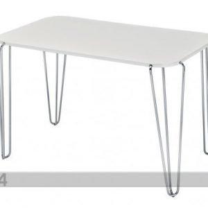 Bl Ruokapöytä Plazio 120x70 Cm