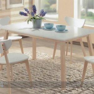 Bl Ruokapöytä Renata-S 140x90 Cm