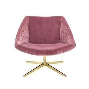 Bloomingville Elegant Tuoli Vaaleanpunainen / Kulta