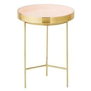Bloomingville Tarjoilupöytä Vaaleanpunainen H40 Cm