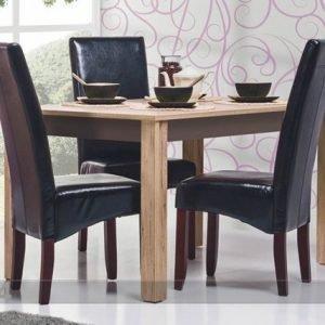 Bogfran Jatkettava Ruokapöytä 90x160-200cm