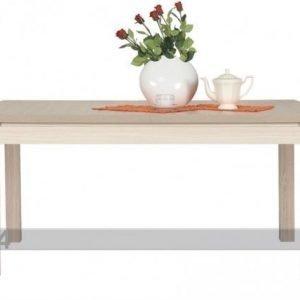 Bogfran Jatkettava Ruokapöytä Axel 90x160-200cm