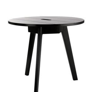 Bollebygd Pöytä Musta