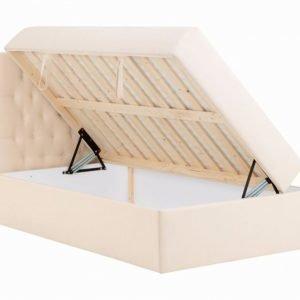 Boxbed Säilytyssänky 120 - Sänkypaketti Beige