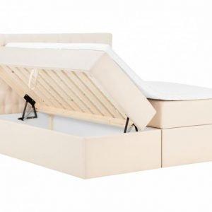 Boxbed Säilytyssänky 180 - Sänkypaketti Beige