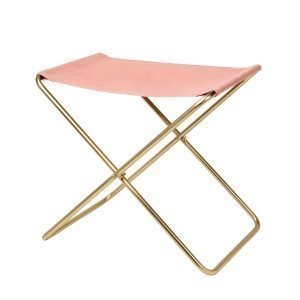 Broste Copenhagen Nola Jakkara Canvas Rose Down / Messinki