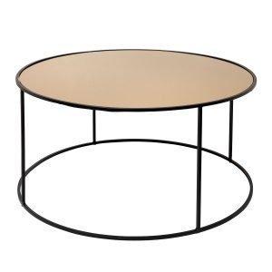 Broste Copenhagen Stends Pöytä Musta / Ruskea