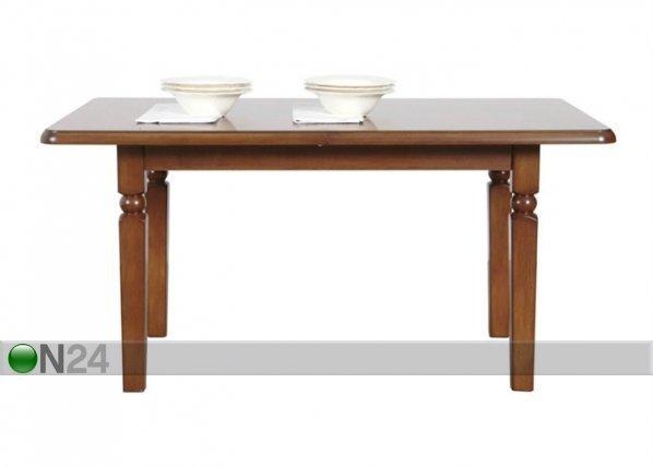 Brw Jatkettava Ruokapöytä 160-210 Cm