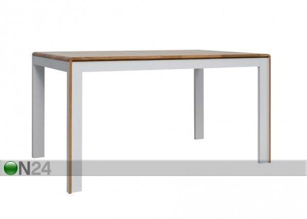 Brw Jatkettava Ruokapöytä 80x140-180 Cm